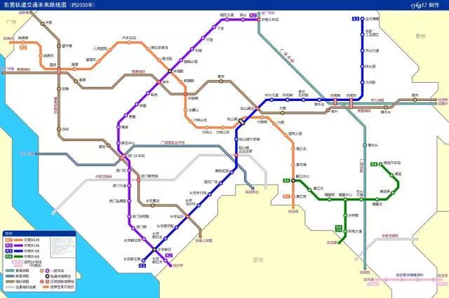 佛莞城际铁路番禺至东莞段全线共新设   个车站,佛莞城轨市新路段预计图片